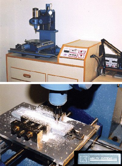 Desktop Milling Machine Image